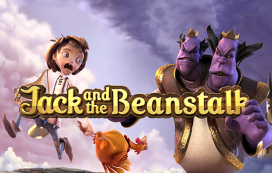 Net Entertainment slots Jack and the Beanstalk