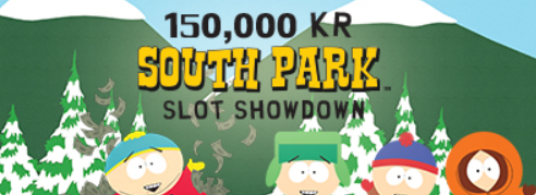 Stor South Park-turnering hos Betsson