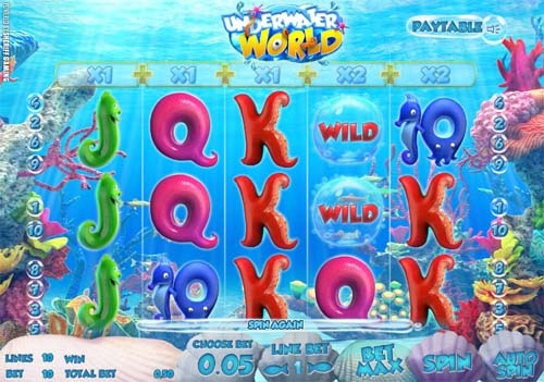 Underwaterworld slot