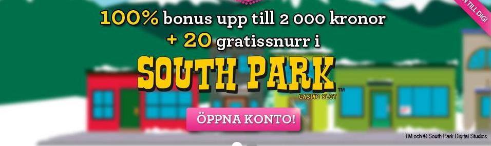 VinnarumSouthParkWelcome