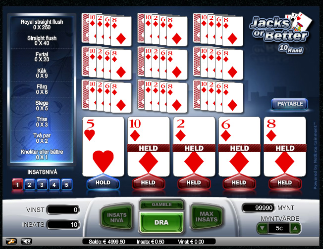 Poker Slots