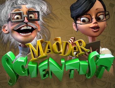 Mr Green Casino Madder Scientist slot